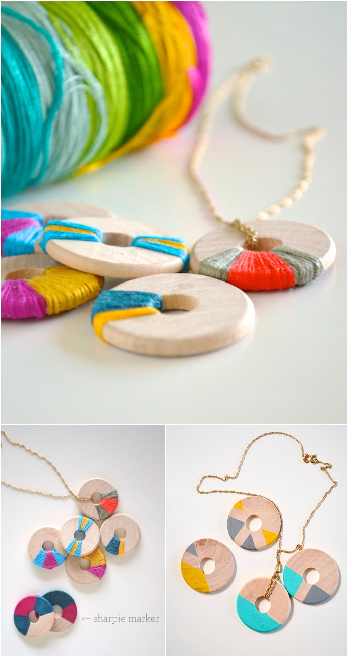 Diy Wooden Jewelry