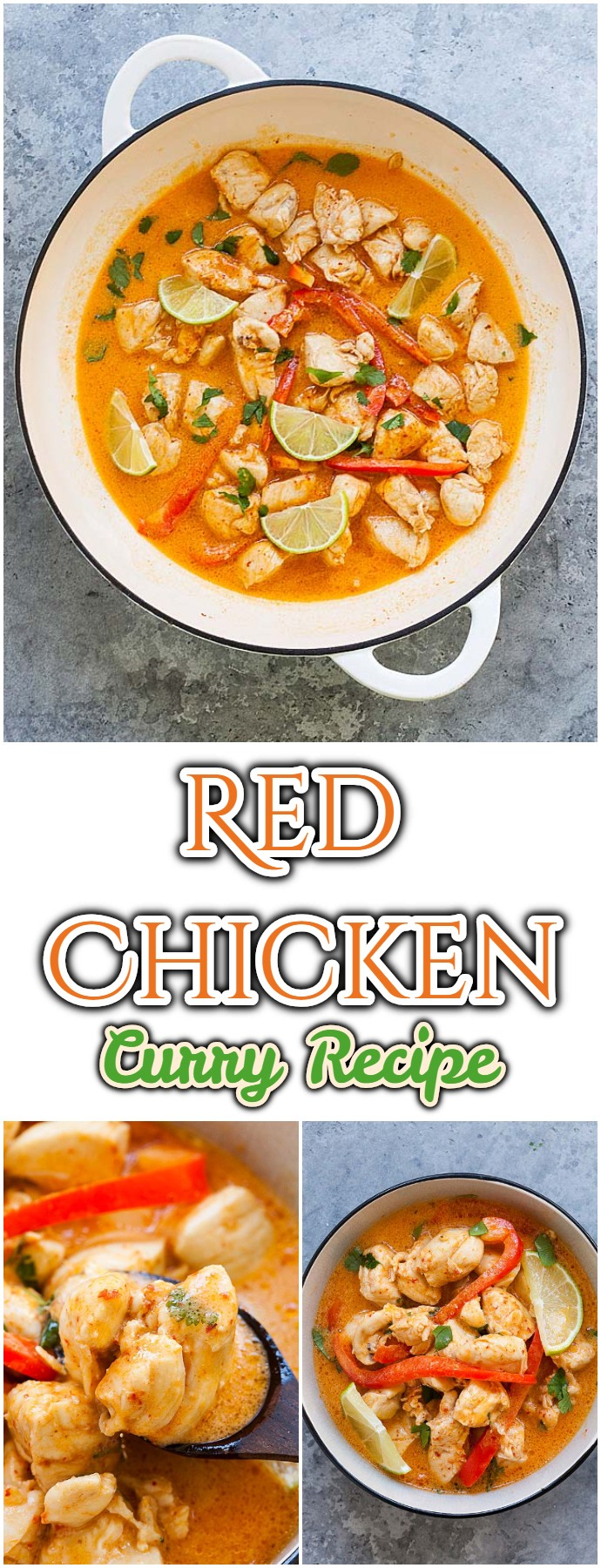 Red Chicken Curry Recipe