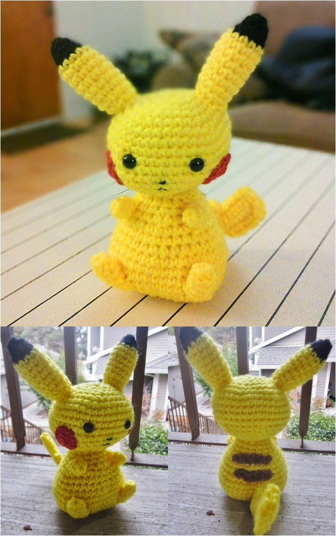 Another Pikachu Pattern