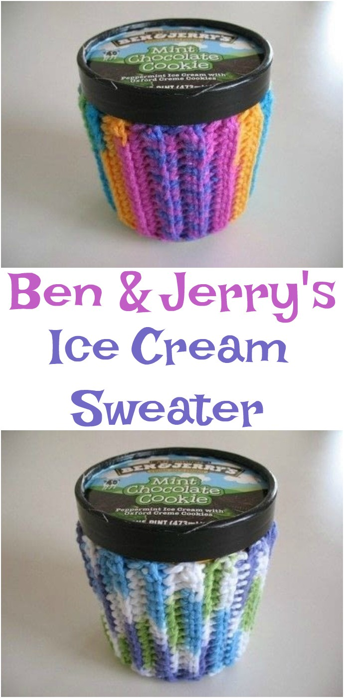 Ben & Jerry's Ice Cream Sweater