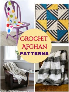 There have been very versatility and variations in crochet stitches, colors, and patterns afghans. So, check out these 10 modern crochet afghan patterns.