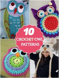 Crochet Owl Patterns