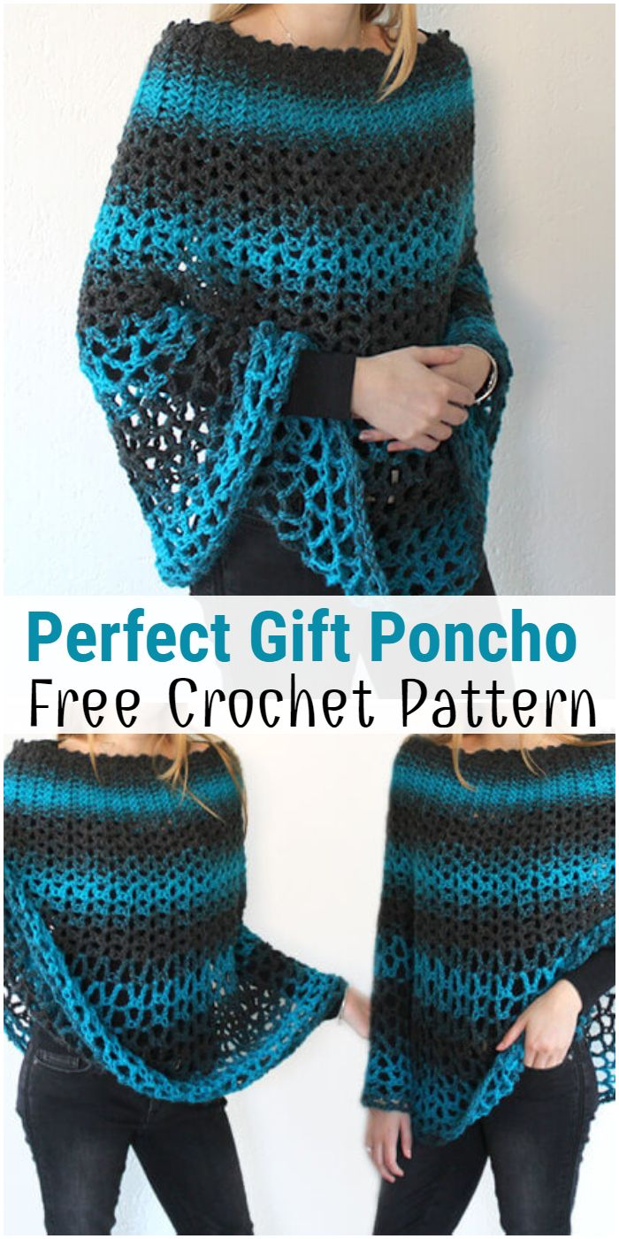Perfect Gift Poncho