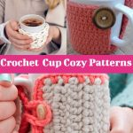 Crochet Cup Cozy Patterns