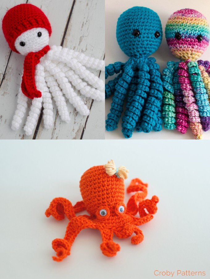 Crochet Octopus Patterns