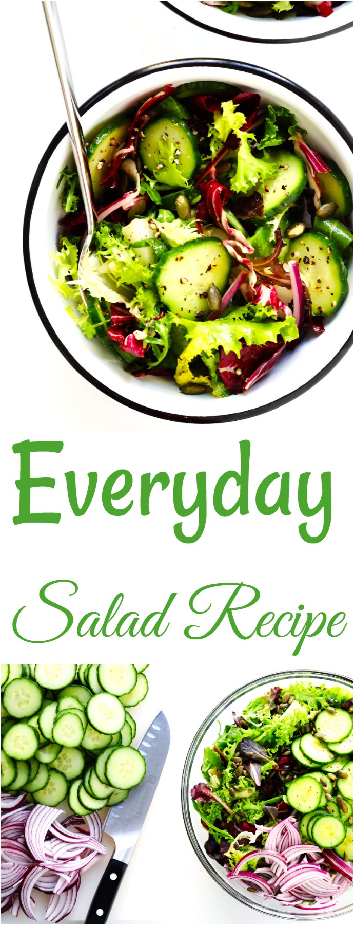 Everyday Salad Recipe
