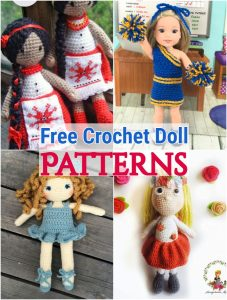 Free Crochet Doll Patterns