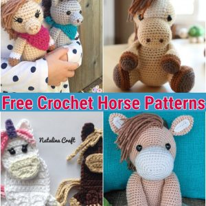 Free Crochet Horse Patterns