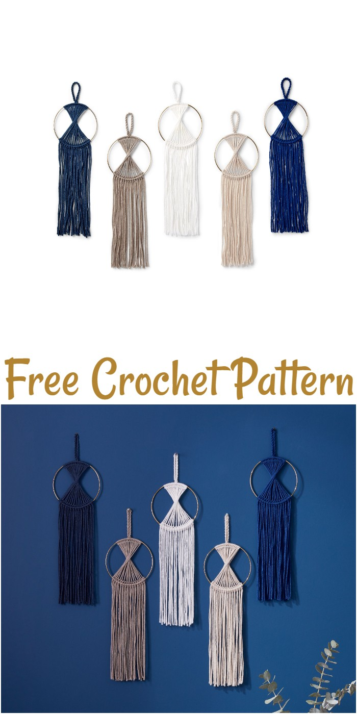 Free Easy Wall Hanging Pattern