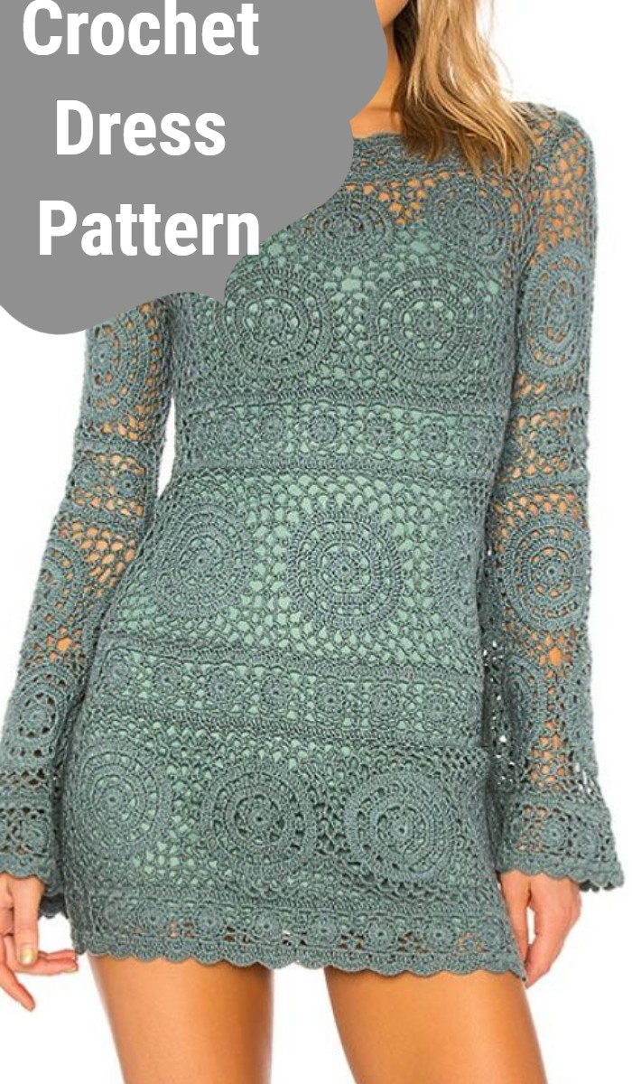 Crochet Dress Pattern