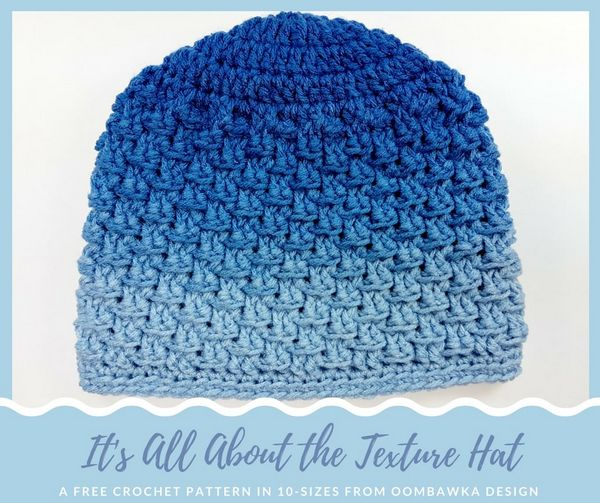 All About The Texture Hat