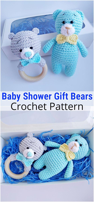 Baby Shower Gift Bears
