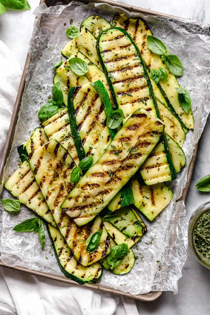Perfectly Grilled Zucchini Recipe