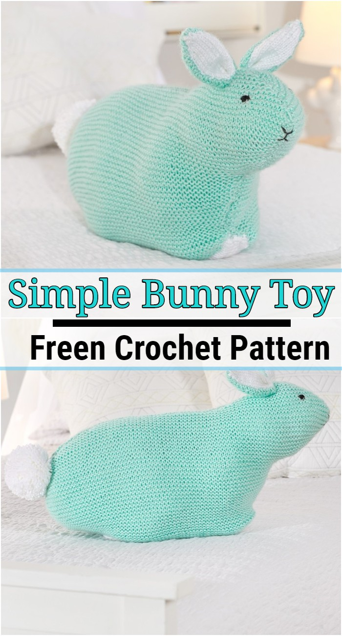 Simple Bunny Toy