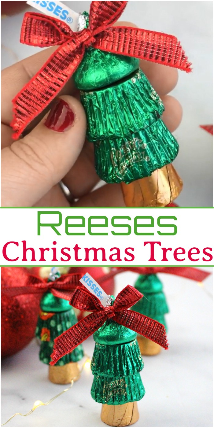 Reeses Christmas Trees
