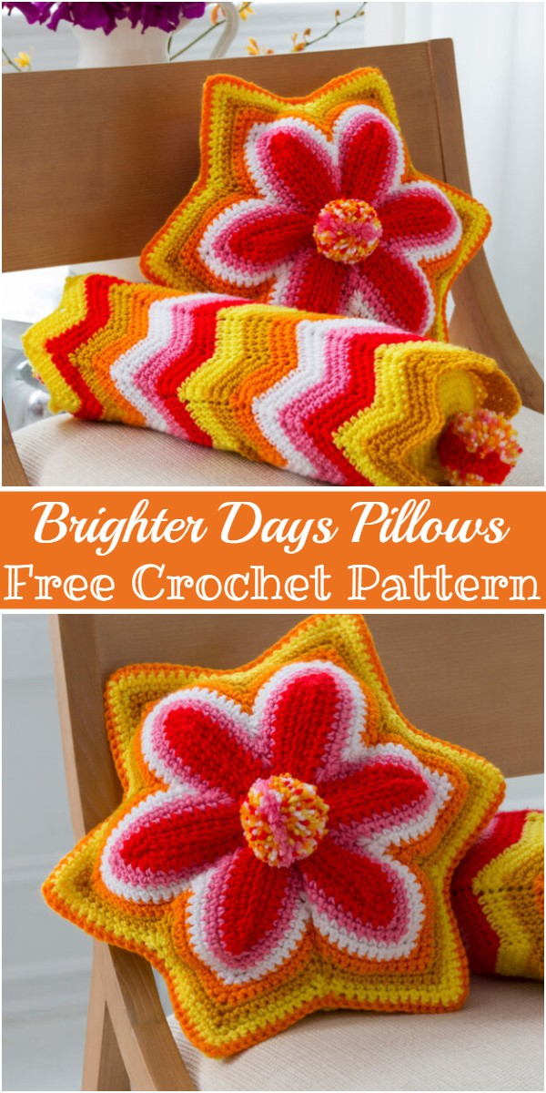 Brighter Days Pillows