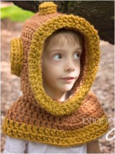 Crochet Hooded Cowl Patterns