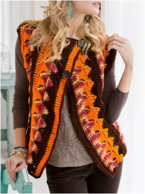 Crochet Jacket Patterns