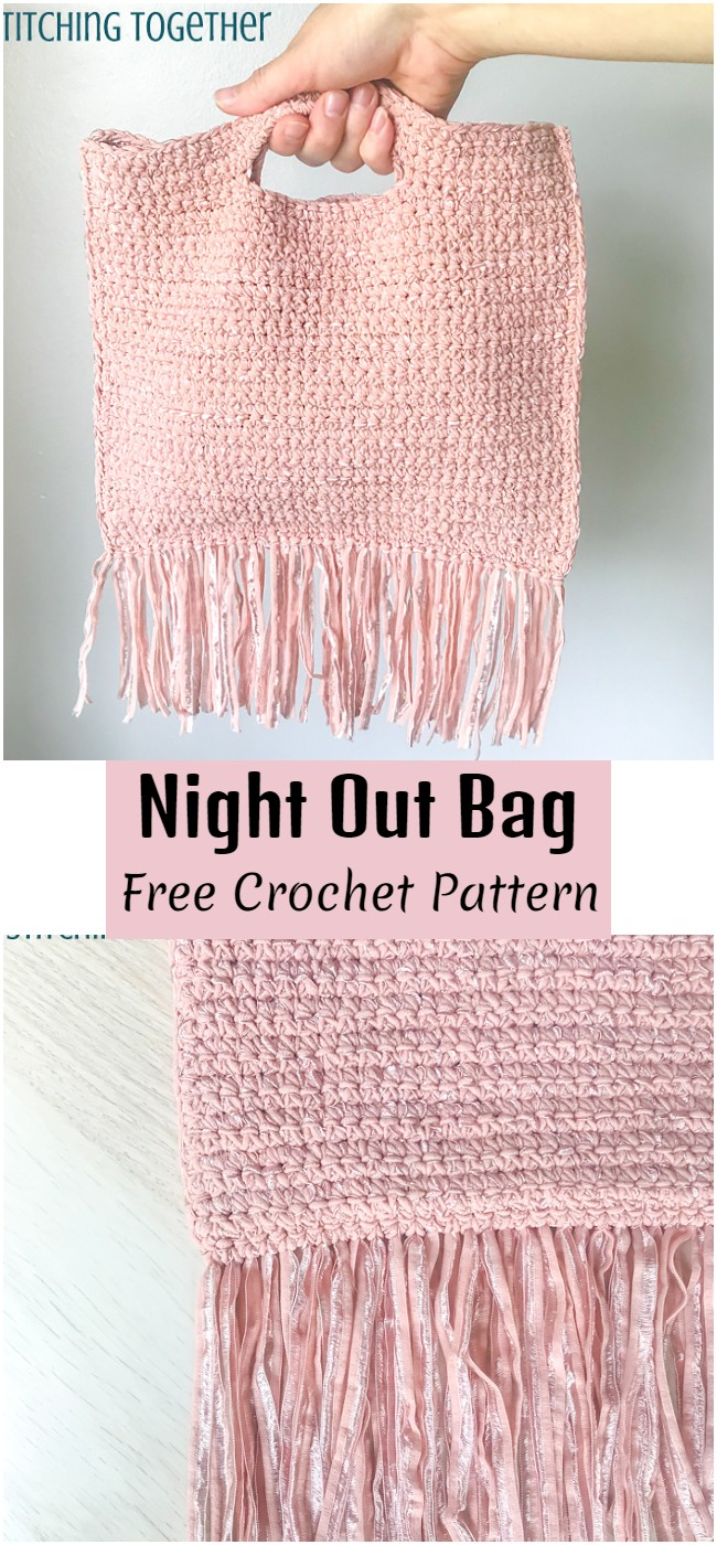 Crochet Night Out Bag Pattern