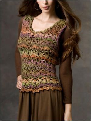 Crochet Vest Patterns