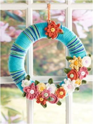 Crochet Wreath Patterns
