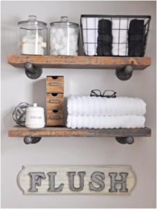 DIY Shelves Plans