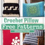 Free Crochet Pillow Patterns 2