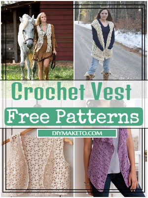 Free Crochet Vest Patterns 2