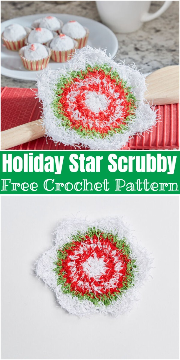 Holiday Star Scrubby