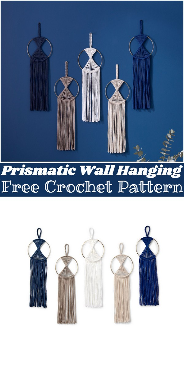 Prismatic Wall Hanging