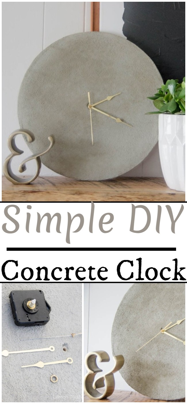 Simple Concrete