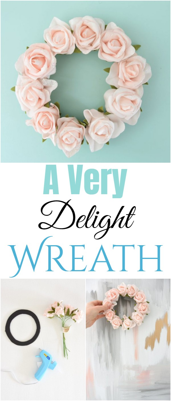 A Very Delight Wreath