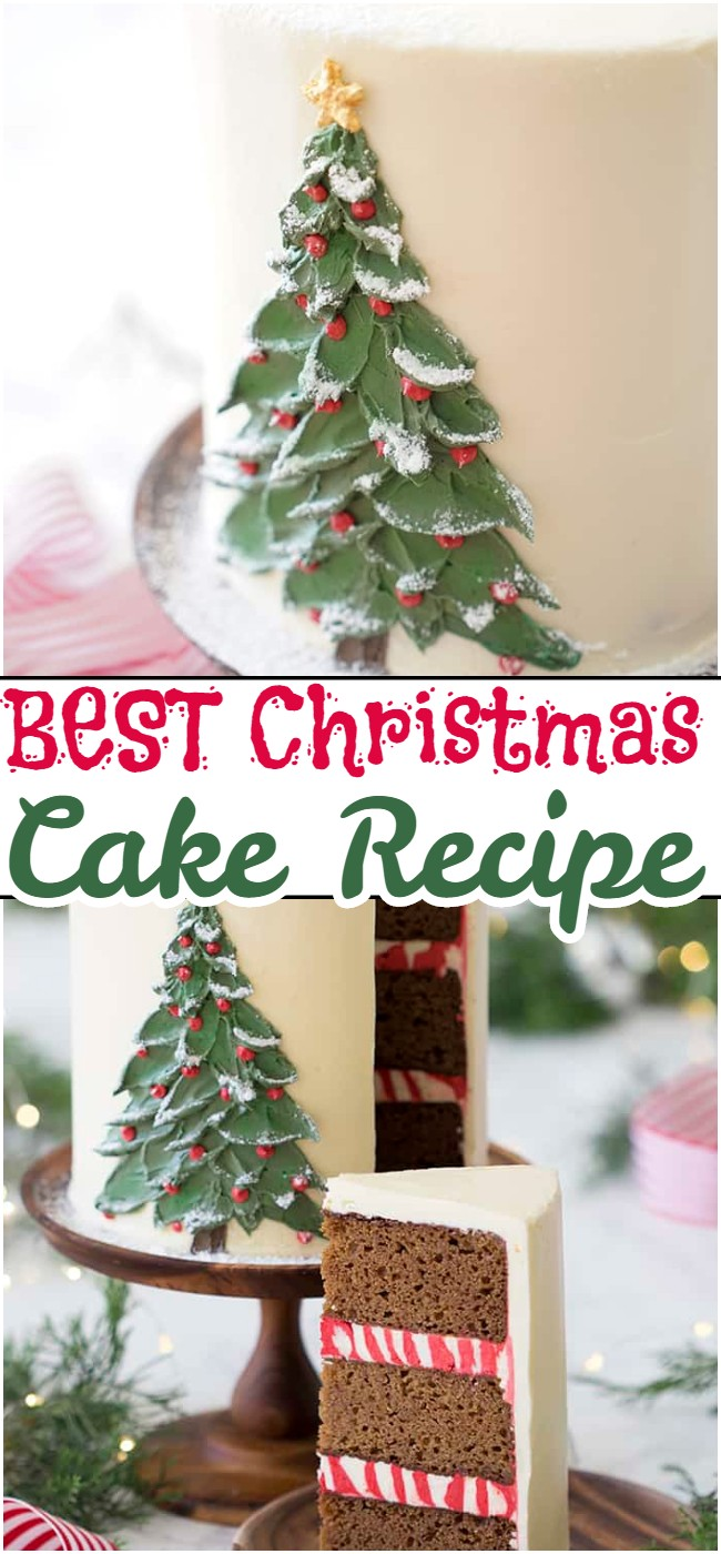 Best Christmas Cake Recipe