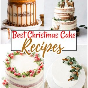 Best Christmas Cake Recipes