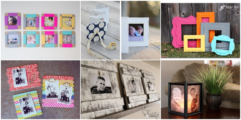 Best DIY Picture Frame Ideas To Maintain Your Memories