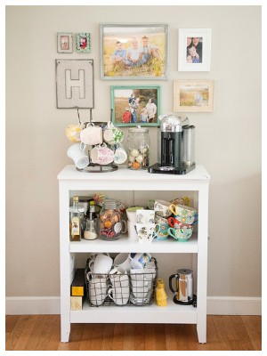 Best Ideas To DIY A Coffee Bar