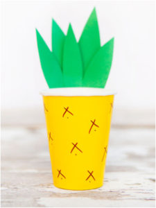 Cute And Stunning DIY Pineapple Crafts Of This Session
