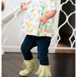 DIY Baby Shoes Patterns