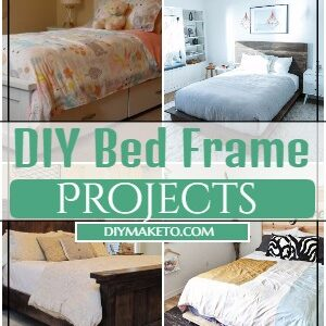 DIY Bed Frame Projects 1