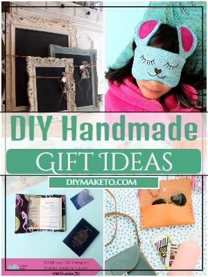 DIY Handmade Gift Ideas 1