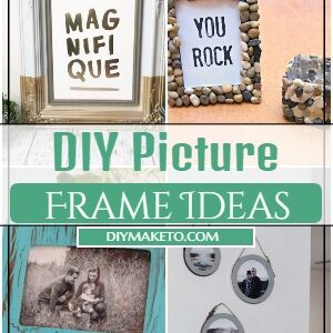DIY Picture Frame Ideas 1