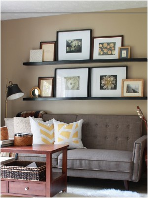 DIY Picture Frames Ideas