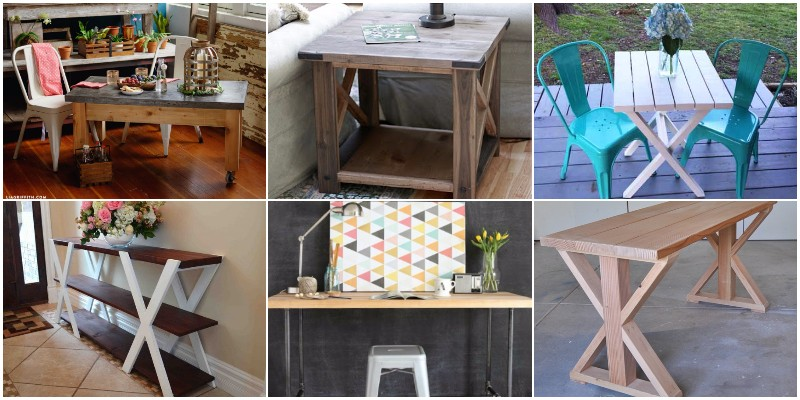 DIY Table Projects