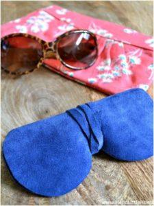 Diy Glasses & Sunglasses Case Ideas