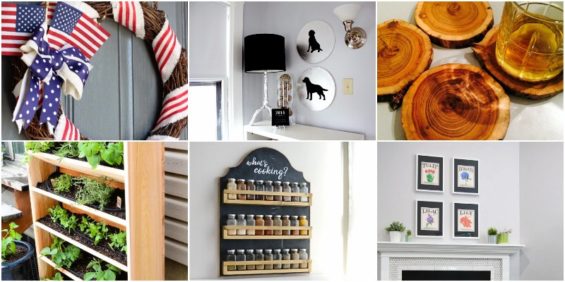 Incredible And Amazing DIY Projects For Home