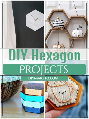 DIY Hexagon Projects 1