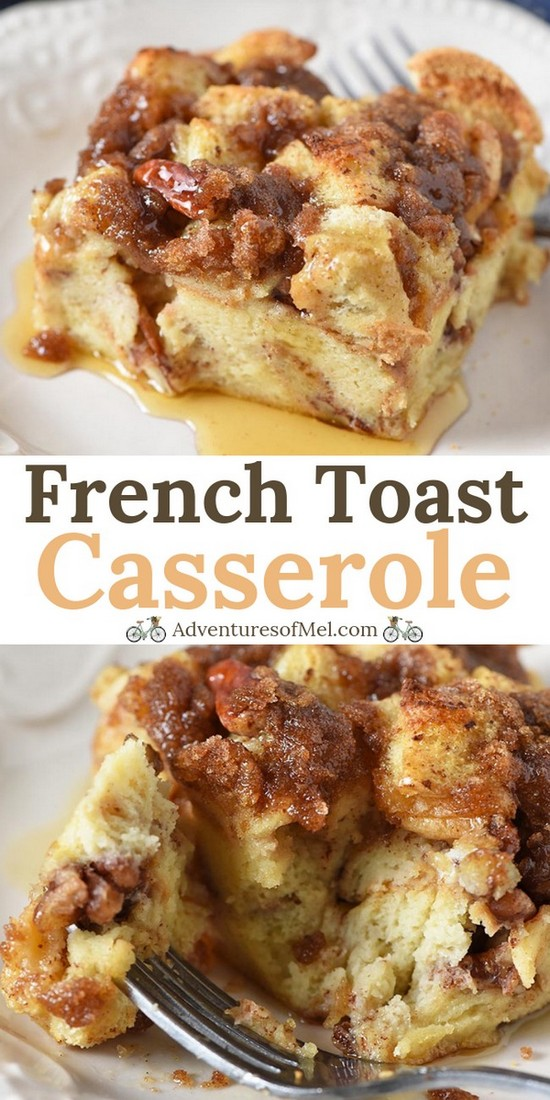 Deliciously Easy French Toast Casserole Recipe