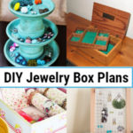 DIY Jewelry Box Plans