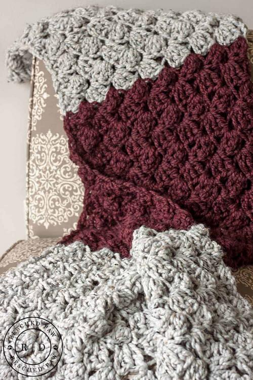 Charlotte Crochet Blanket Pattern