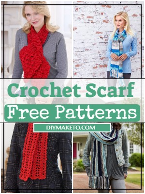 Free Crochet Scarf Patterns 2